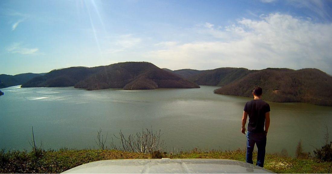 Darlık Baraj Gölü Geniş Açı