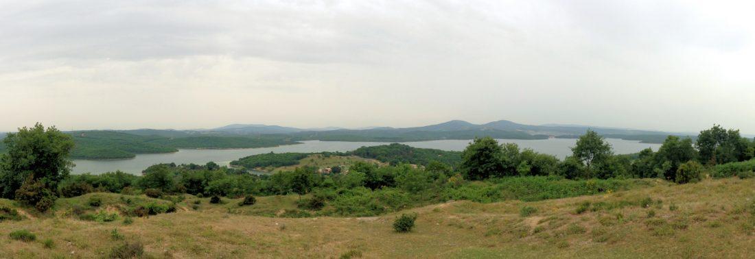 Ömerli Baraj Gölü