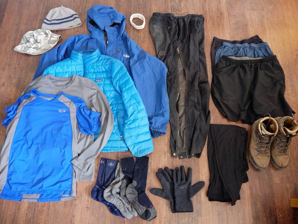 kış kampı giyim ekipman listesi